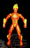 Marvel Legends Series 2: Human Torch - Loose Action Figure
